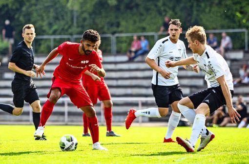 SKV Rutesheim auf den  Spuren der Vorsaison