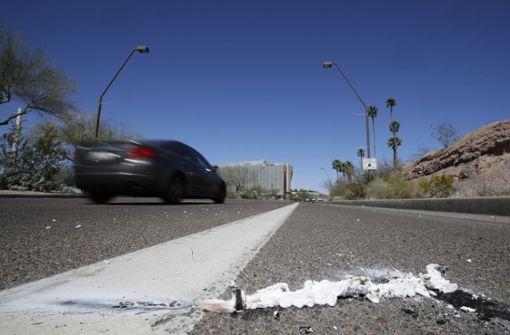 Ermittlungen nach tödlichem Unfall mit selbstfahrendem Auto