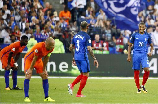 Oranje hat kaum noch WM-Hoffnung