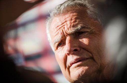 Das sagt Präsident Wolfgang Dietrich zum Trainerwechsel