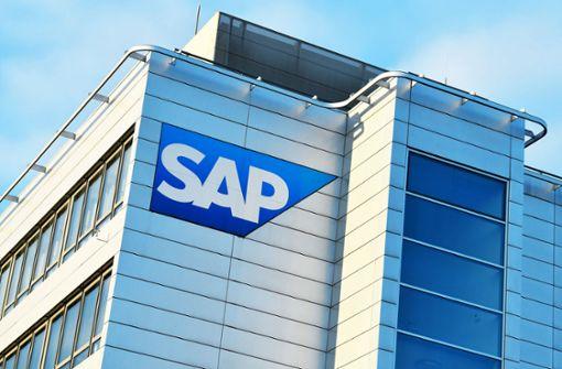 1400 Mitarbeiter verlassen Softwarekonzern SAP