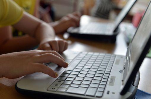 Auch die Esslinger Grundschulen gehen jetzt online