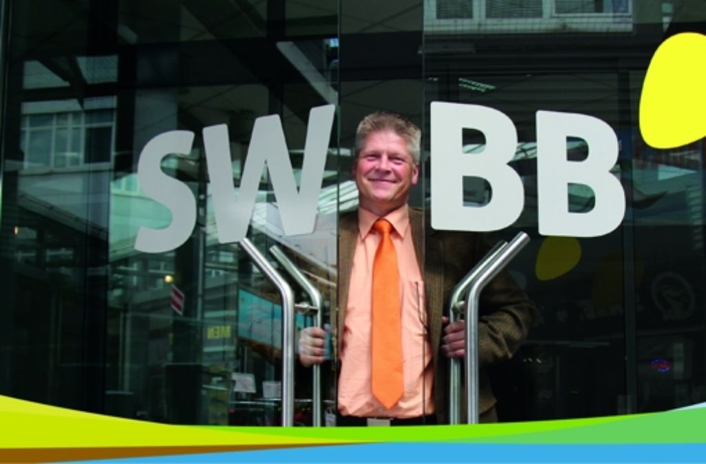 Gerd Hertle, der Geschäftsführer der Stadtwerke Foto: Stadtwerke Böblingen