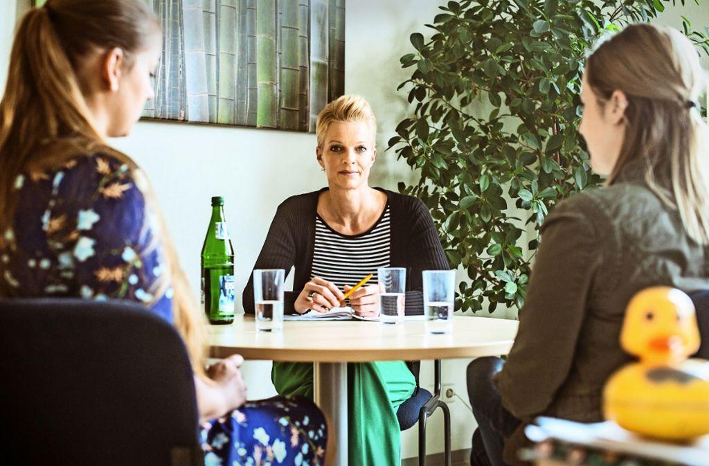 Simone Ilg ist Mediatorin und Leiterin der Bewährungs- und Gerichtshilfe Reutlingen. Foto: Andreas Reiner