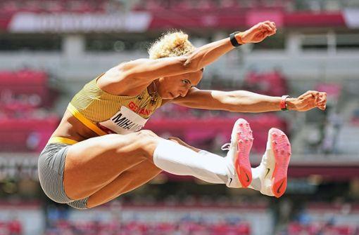 """""""Sie wusste, dass ihr Körper sieben Meter springen kann"""""""