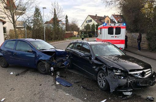 Bei dem Unfall ist ein hoher Sachschaden entstanden. Foto: 7aktuell.de/Alexander Hald