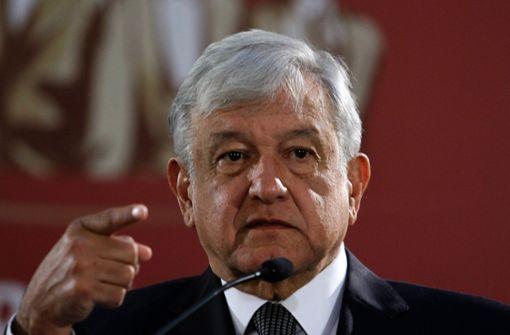Der neue Präsident rüttelt Mexiko ordentlich durch