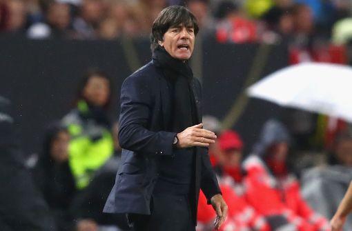 Trotz WM-Rekord – Jogi Löw ermahnt das Team