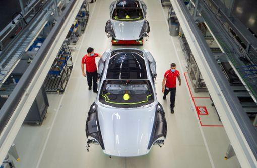 Porsche sichert Jobs für zehn Jahre