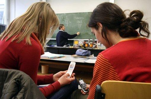 Schulen als handyfreie Zonen?