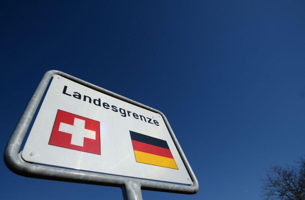 Gerade im Grenzgebiet der Schweiz und Deutschlands werden die Verhandlungen über das EU-Abkommen mit den Eidgenossen besonders aufmerksam verfolgt. Foto: dpa