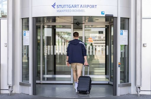 Flughafen Stuttgart macht fast 100 Millionen Euro Verlust