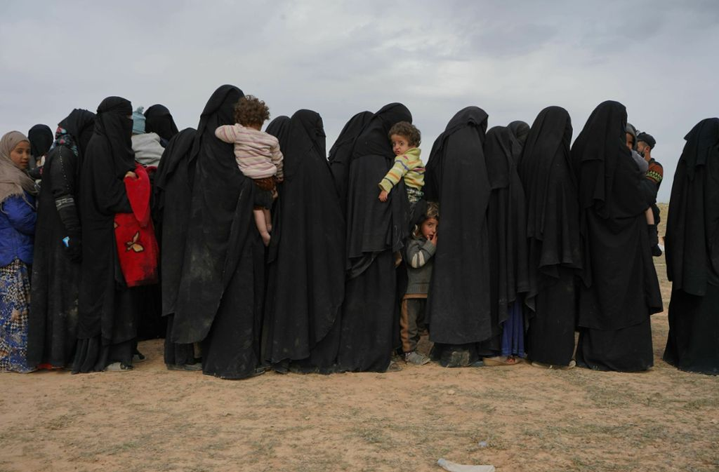 Über die Rückkehr von IS-Kindern in Deutschland wird seit längerem diskutiert. (Symbolbild) Foto: dpa