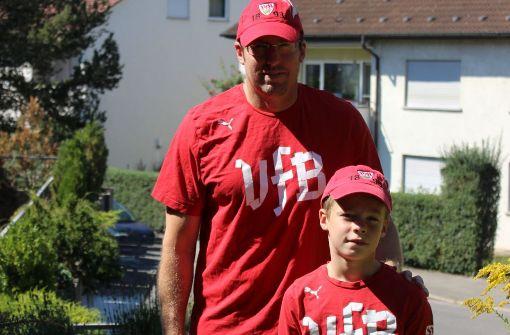 """Ein """"Heart"""" für den VfB Stuttgart"""