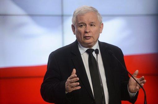 PiS-Chef Kaczynski hört nicht auf den Papst