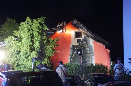 Hausbrand verursacht eine halbe Million Euro Schaden