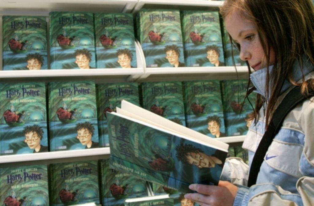 Viele Kinder lieben es, in die Welt des Harry Potter einzutauchen. Foto: Zweygarth