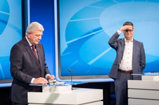 Schäfer-Gümbel lässt Bouffier alt aussehen