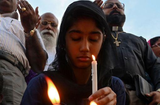 """""""Eine schwierige Situation für Sri Lanka"""""""