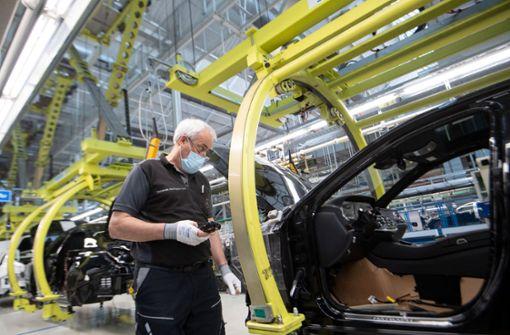 Erfolgsbeteiligung bei Daimler zeugt von Größe