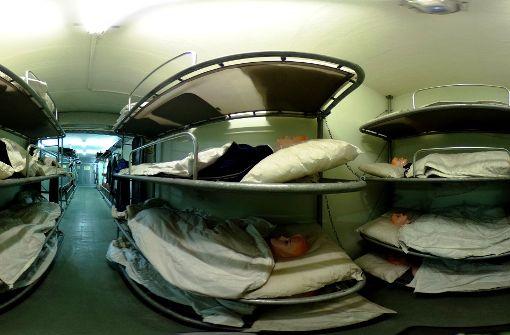 Auf Entdeckungstour in Stuttgarts Bunkern