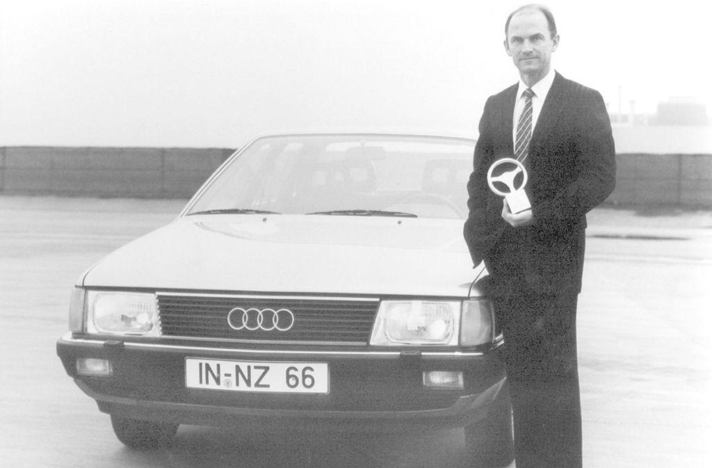 Vorsprung durch Technik: Der spätere VW-Chef Ferdinand Piëch verhalf der Marke Audi zu einem Image als Premium-Automobil. Foto: dpa