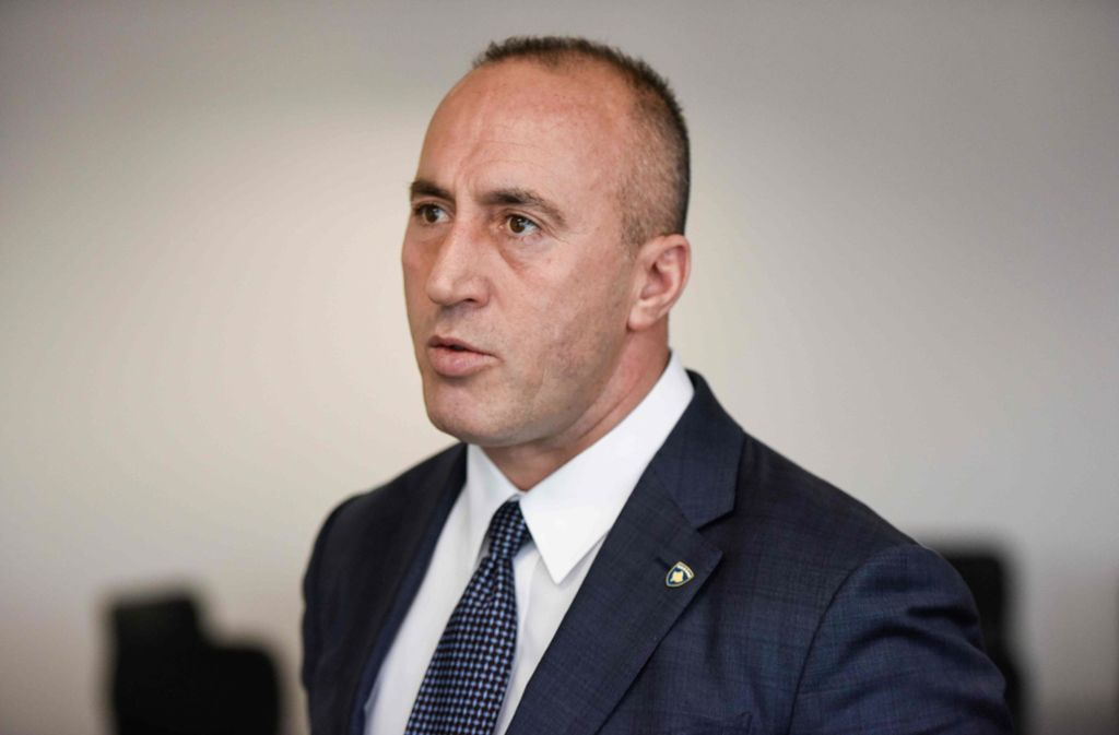 Ramush Haradinaj ist zurückgetreten. Foto: AFP