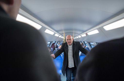 DB Regio im Stuttgarter Netz aus dem Spiel – und doch noch  dabei