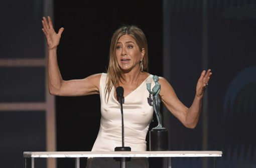 Kult-Comeback wegen Corona verschoben – Jennifer Aniston tröstet Fans