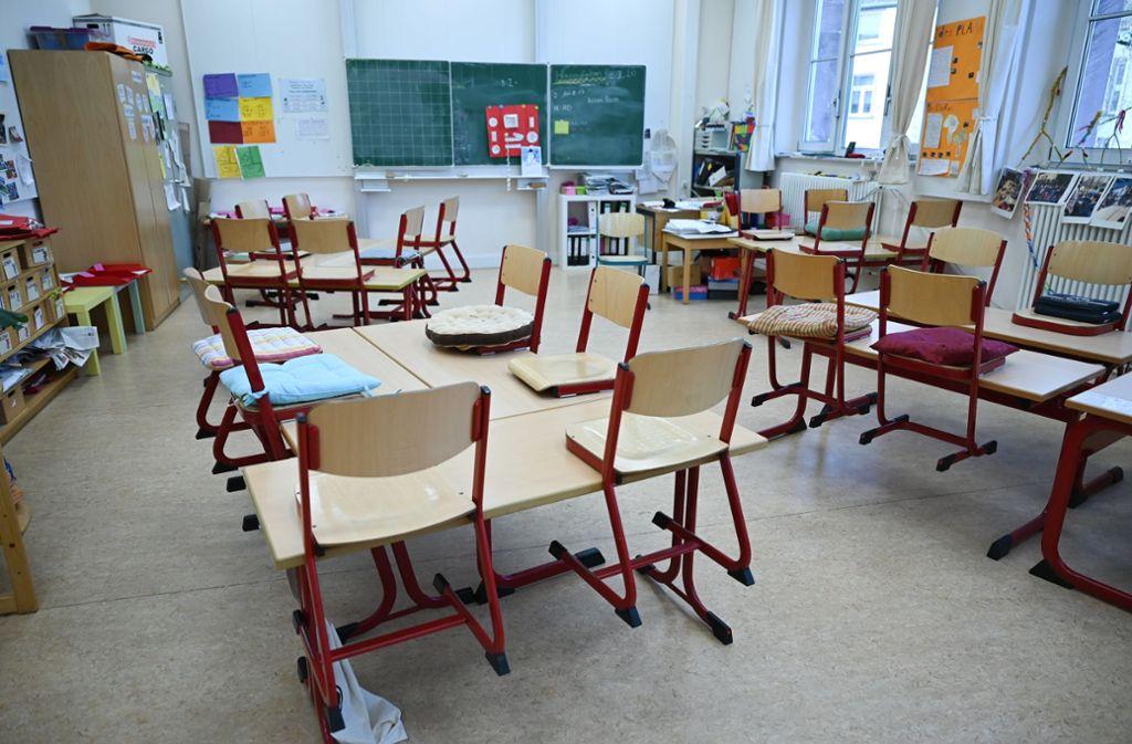 Wie geht es in Baden-Württembergs Schulen weiter? Foto: dpa/Arne Dedert