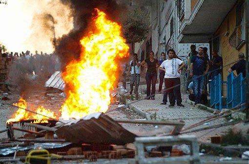 Türkei geht massiv gegen Kurden vor