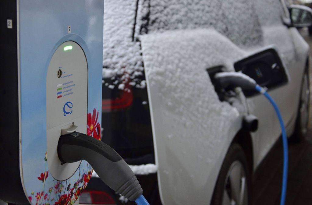 Kälte und Technik passen nicht sonderlich gut zusammen. Foto: imago/blickwinkel/D. Maehrmann