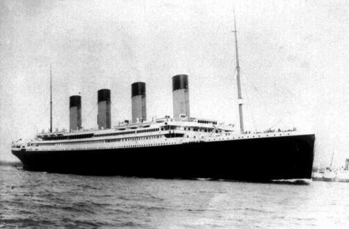 Die Titanic fasziniert noch immer