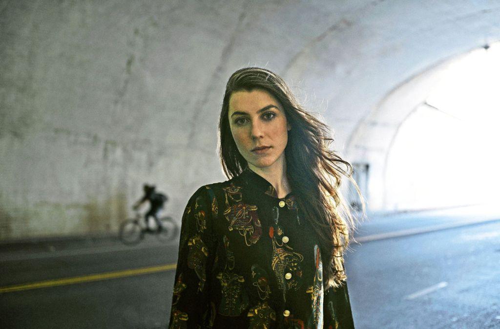 Ohne Tunnelblick: Julia Holter Foto: Tonje Thilesen/Domino Records