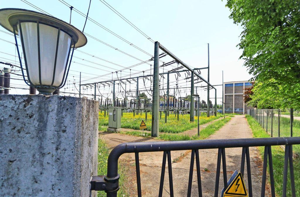 Das Umspannwerk in Ludwigsburg-Hoheneck ist ein Teil  der Nord-Süd-Leitung, bleibt aber erhalten. Die Umspannwerke wurden im Lauf der Zeit modernisiert. Foto: factum/Granville