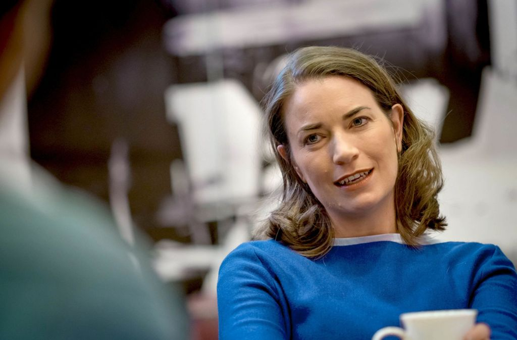 """Elena Tzavara, die Chefin der Jungen Oper im Nord, also des """"Join"""" Foto: Lg/Max Kovalenko"""