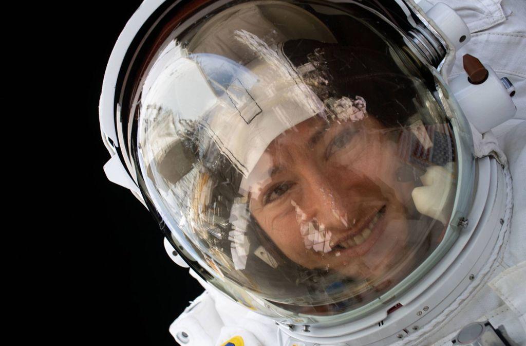 Die Nasa wirbt auf Instagram für den Job als Astronaut. Foto: imago images/UPI Photo/NASA