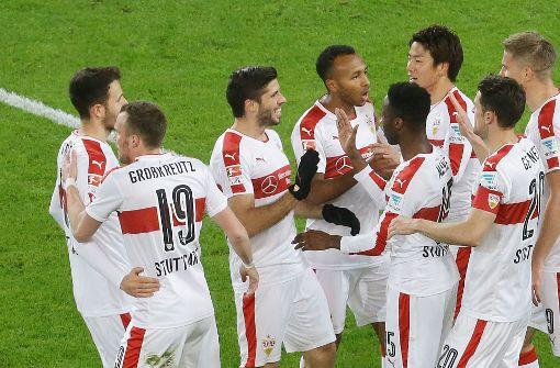 Terodde und Green schießen den VfB auf Platz eins