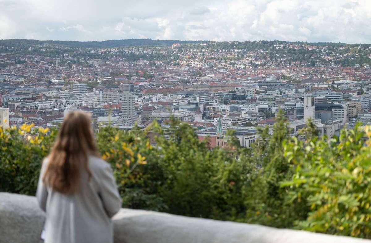 Die Aussichtsplattform trägt nun den Namen des jüdischen Schriftstellers Heinrich Heine. Foto: dpa/Marijan Murat