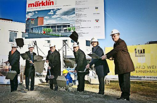 Bahn frei fürs Märklin-Museum