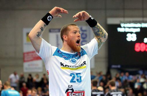 TVB Stuttgart unterliegt Rekordmeister THW Kiel
