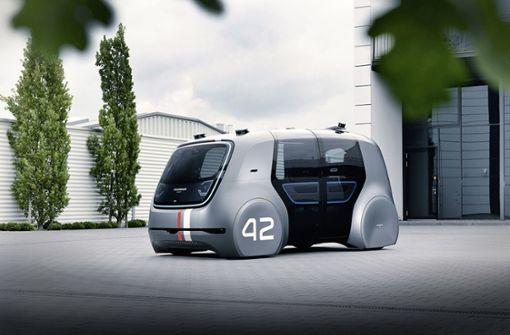 VW setzt auf neuen Partner im Silicon Valley