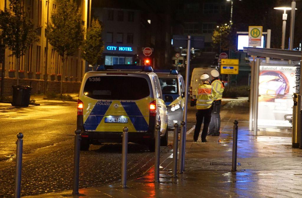 Am Donnerstag musste ein Rap-Konzert in Ludwigsburg wegen einer Drohung vorzeitig beendet werden. Foto: SDMG/ Hemmann