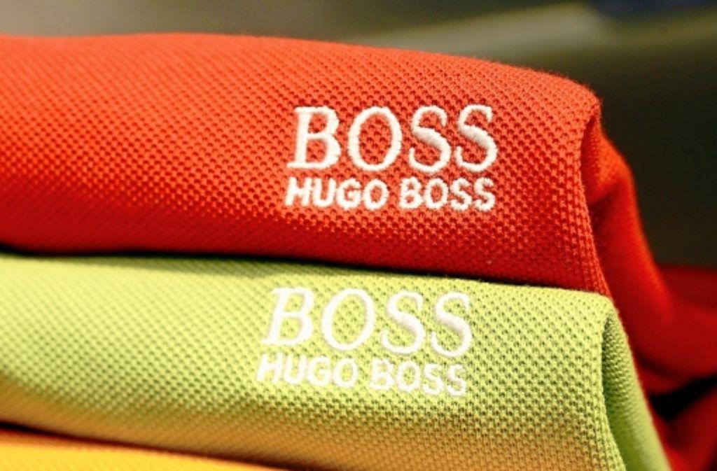Der Modekonzern Hugo Boss möchte seinen Fabrikverkauf in Metzingen erweitern. Foto: dpa