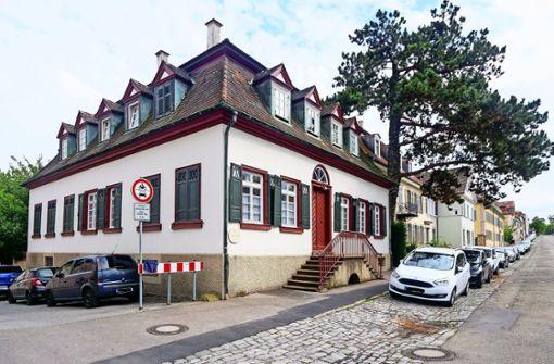 Die inoffizielle Synagoge der Stadt