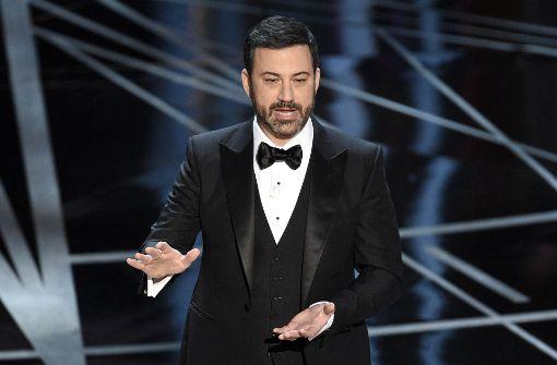 Talkmaster Jimmy Kimmel rührt TV-Zuschauer zu Tränen