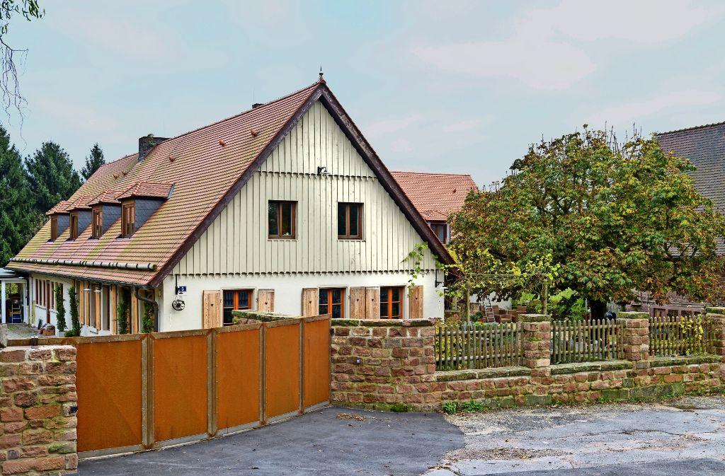 Der Zugang zu dem einstigen Ausflugslokal Alter Kohlhof ist der Allgemeinheit weitgehend verwehrt. Foto: Philipp Rothe