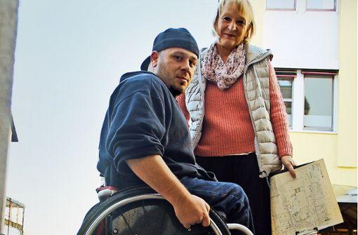 Behindertenbeauftragter kämpft für Anerkennung