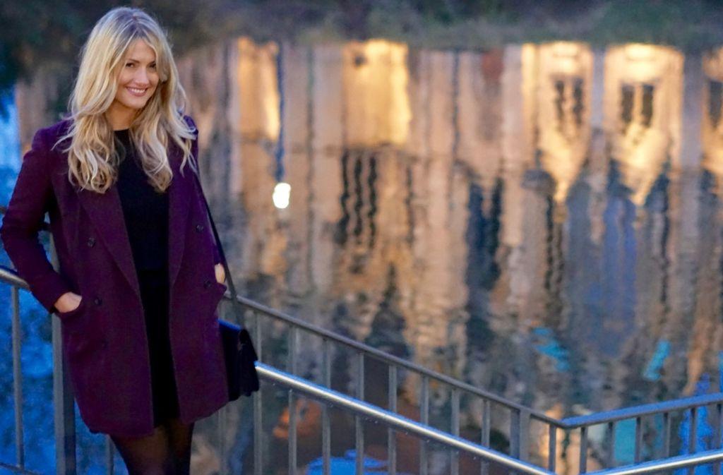 Blondinen haben mehr Spaß, heißt es. Das kann Carina Hagg aus Stuttgart-West bestätigen.  Foto: Tanja Simoncev