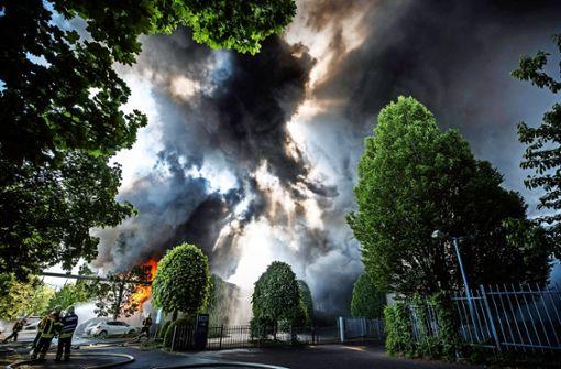 Die Brandursache bleibt häufig ungeklärt